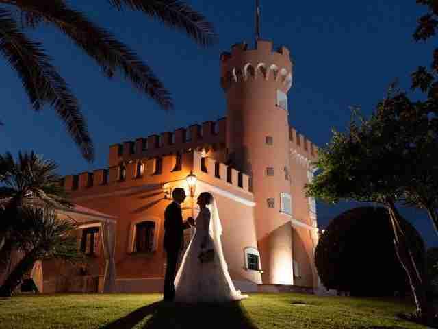 Il Castello Borghese - Fotoreportage matrimonio di Alessia & Simone - Colizzi Fotografi