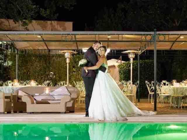 Ristorante La Foresta - Fotoreportage matrimonio di Veronica & Francesco - Colizzi Fotografi