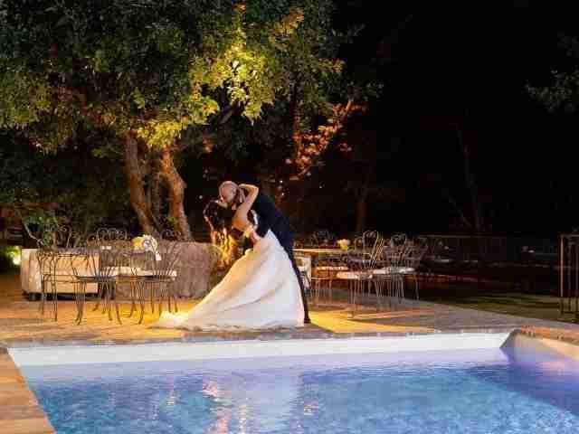 Villa Pocci - Fotoreportage matrimonio di Giulia & Saverio - Colizzi Fotografi