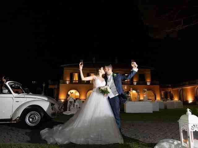 Villa Appia Eventi - Fotoreportage matrimonio di Giulia & Enrico - Colizzi Fotografi