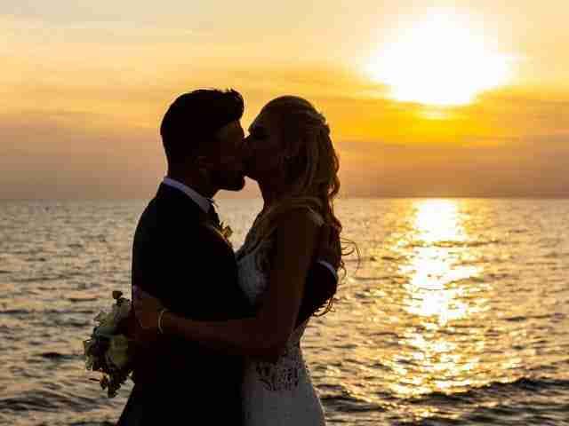 Le dune - Fotoreportage matrimonio di Anna & Marco - Colizzi Fotografi