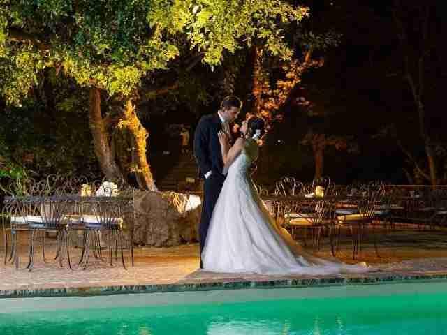 Villa Pocci - Fotoreportage matrimonio di Laura & Massimiliano - Colizzi Fotografi