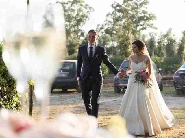 Casali Santa Brigida - Fotoreportage matrimonio di Alessandra & Kanstantsin - Colizzi Fotografi