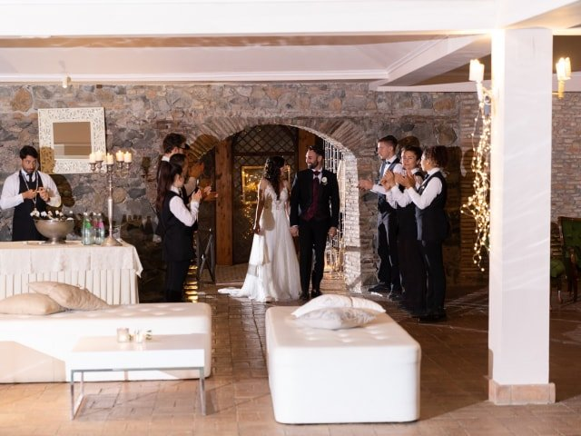 Villa Grant - Fotoreportage matrimonio di Elena & Riccardo - Colizzi Fotografi