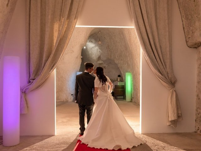 Domus San Sebastiano - Fotoreportage matrimonio di Emanuela & Luca - Colizzi Fotografi