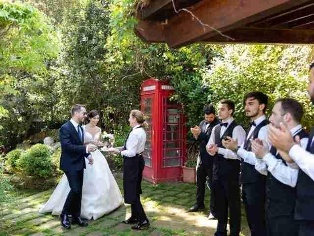 Villa Grant - Fotoreportage matrimonio di Marta & Luigi - Colizzi Fotografi