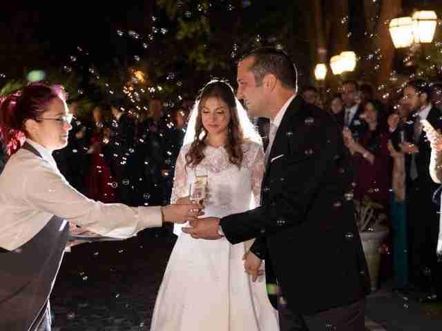 Casina di Macchia Madama - Fotoreportage matrimonio di Laura & Davide - Colizzi Fotografi