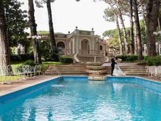 Park Hotel Villa Ferrata - Fotoreportage matrimonio di Valentina & Andrea - Colizzi Fotografi