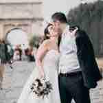 Casina Valadier - Fotoreportage matrimonio di Elvira & Fabio - Colizzi Fotografi