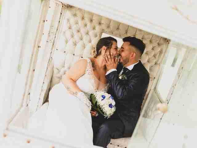 Fotoreportage Matrimonio di Maria Grazia & Daniele - Colizzi Fotografi