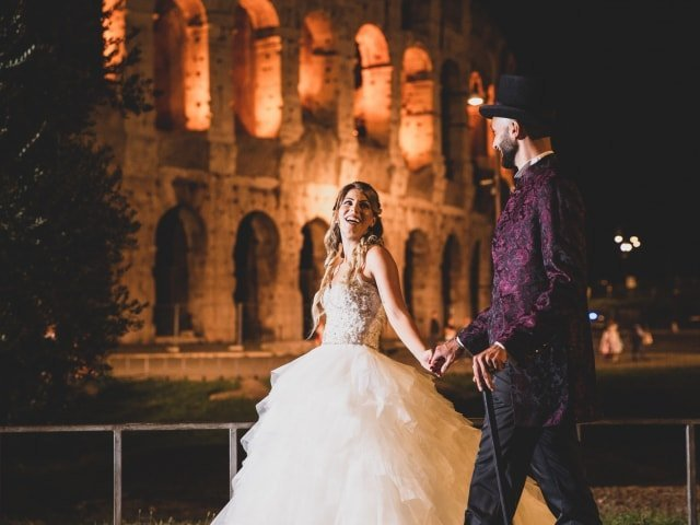 Fotoreportage Matrimonio di Federica & Michele - Colizzi Fotografi