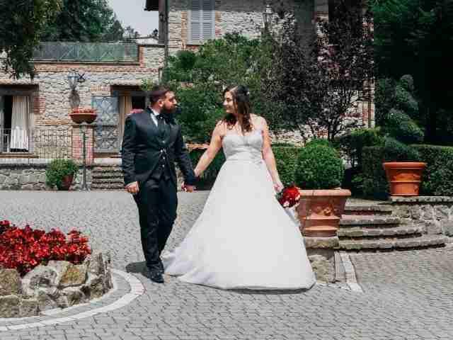 : Villa Marta Madama - Fotoreportage matrimonio di Giusy & Manolo - Colizzi Fotografi