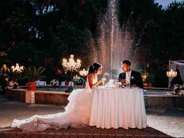 : Palazzo Brancaccio - Fotoreportage matrimonio di Ambra & Giuseppe - Colizzi Fotografi