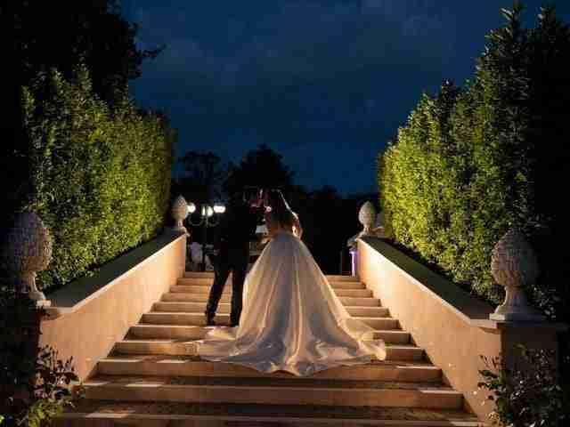: Ristorante La Foresta - Fotoreportage matrimonio di Danila & Stefano - Colizzi Fotografi