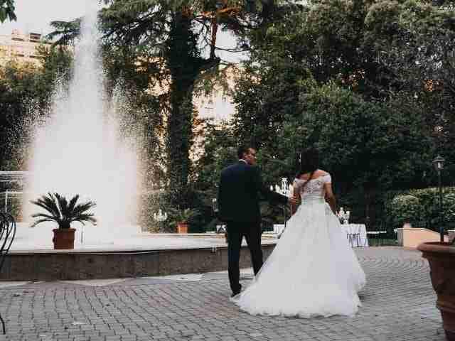 : Palazzo Brancaccio - Fotoreportage matrimonio di Luciana & Giovanni - Colizzi Fotografi