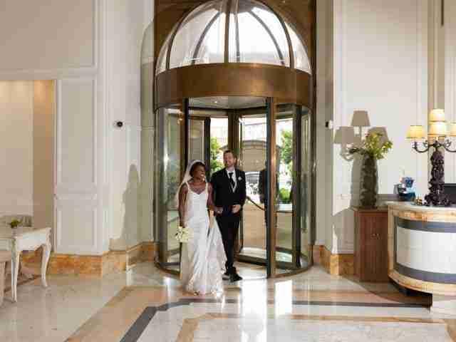 : Palazzo Naiadi - Fotoreportage matrimonio di Chieny & Giuseppe - Colizzi Fotografi