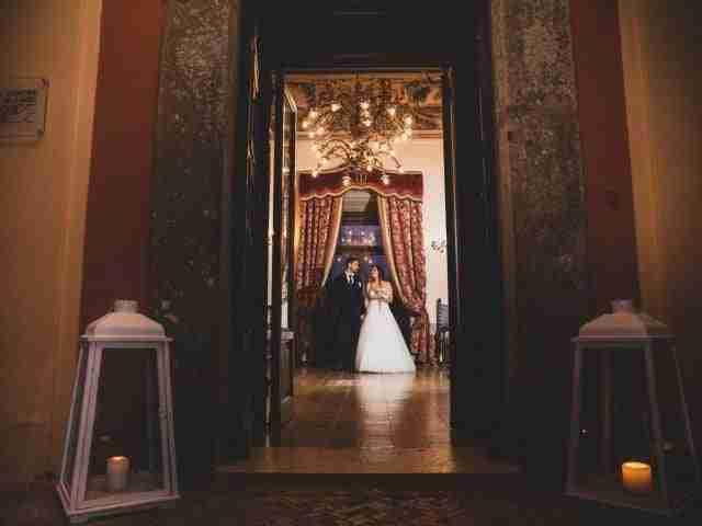 : Villa del Cardinale - Punta San Michele - Fotoreportage matrimonio di Francesca & Francesco - Colizzi Fotografi