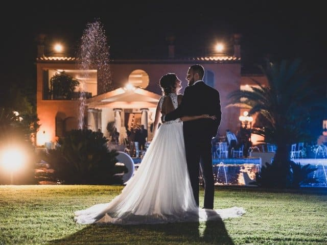 : Villa Dino - Fotoreportage matrimonio di Daria & Simone - Colizzi Fotografi