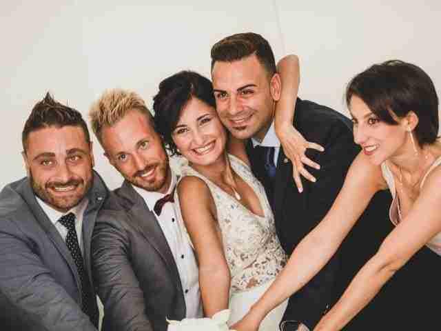 Fotoreportage Matrimonio di Daria & Simone - Colizzi Fotografi