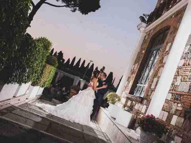 : Nuova Villa dei Cesari - Fotoreportage matrimonio di Angela & Danilo - Colizzi Fotografi