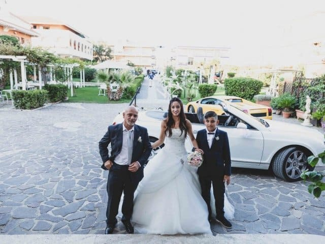 Fotoreportage Matrimonio di Veronica & Mirko - Colizzi Fotografi