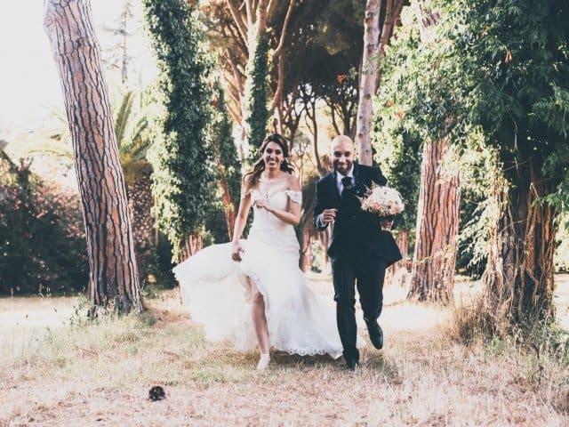 : Castello San Giorgio di Maccarese - Fotoreportage matrimonio di Sara & Valerio - Colizzi Fotografi