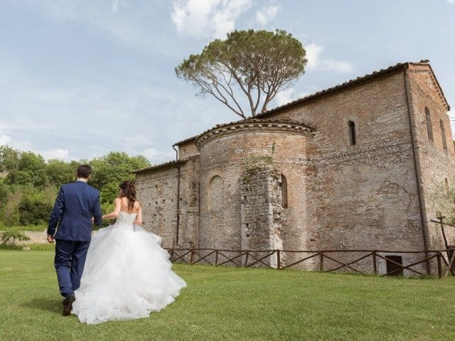: L'Oasi di Vescovio - Fotoreportage matrimonio di Angelica & Alessio - Colizzi Fotografi