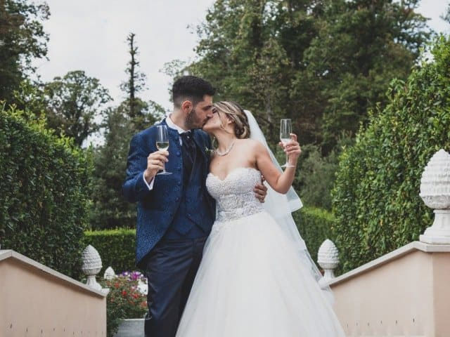 : Ristorante La Foresta - Fotoreportage matrimonio di Angela & Matteo - Colizzi Fotografi