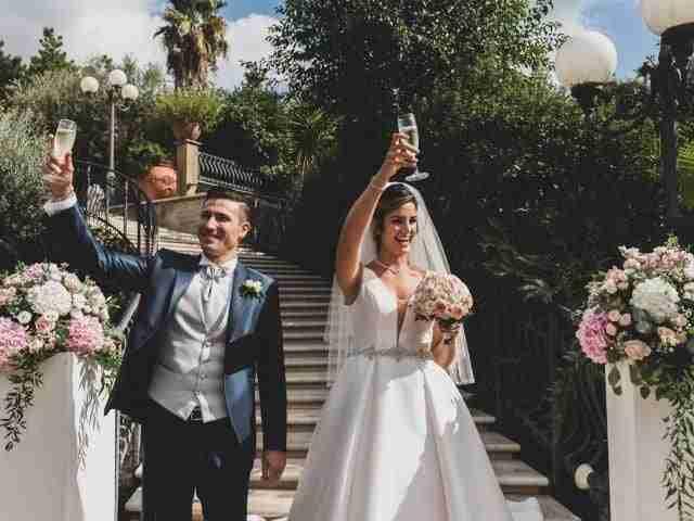 : Villa Cinardi - Fotoreportage matrimonio di Ilaria & Mirko - Colizzi Fotografi