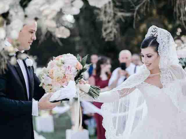 Villa Dino - Fotoreportage matrimonio di Melanie & Valerio - Colizzi Fotografi