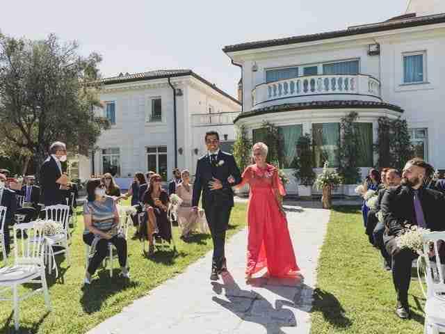 Fotoreportage Matrimonio di Marco & Jessica - Colizzi Fotografi