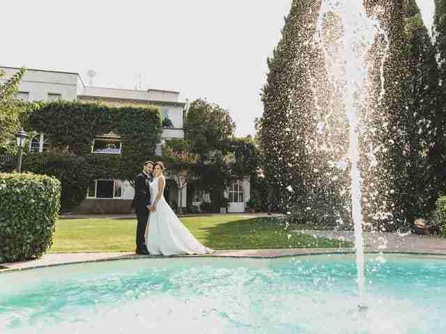 Villa Pocci - Fotoreportage matrimonio di Alessio & Alessia - Colizzi Fotografi