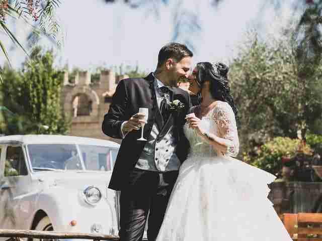 I Quattro Ricci - Fotoreportage matrimonio di Tiziano & Susanna - Colizzi Fotografi