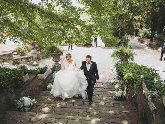 Villa Pocci - Fotoreportage matrimonio di Aldo & Chiara - Colizzi Fotografi