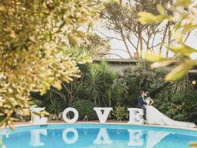 Villa Cinardi - Fotoreportage matrimonio di Giulio & Desiree - Colizzi Fotografi