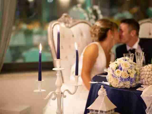 Fotoreportage Matrimonio di Denis & Lara - Colizzi Fotografi