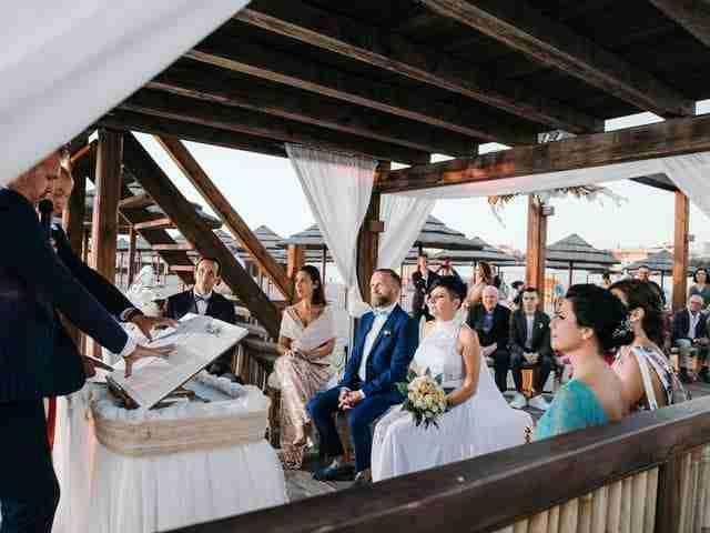Naut In Club - Fotoreportage matrimonio di Marco & Rita - Colizzi Fotografi