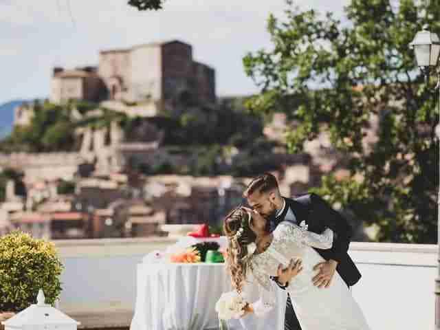 Villa Bencivenga - Fotoreportage matrimonio di Massimiliano & Roberta - Colizzi Fotografi