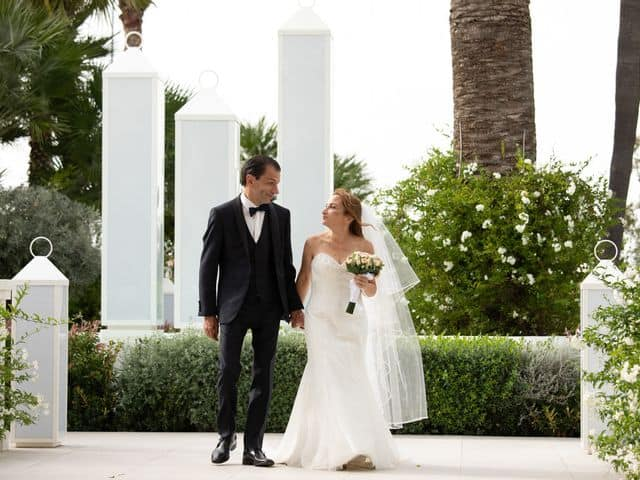 Villa Althea Ambassador Ricevimenti - Fotoreportage matrimonio di Vincenzo & Emily - Colizzi Fotografi