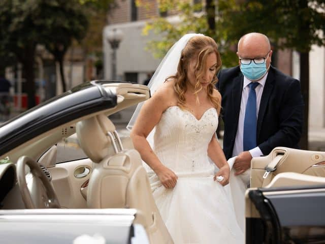Fotoreportage Matrimonio di Vincenzo & Emily - Colizzi Fotografi
