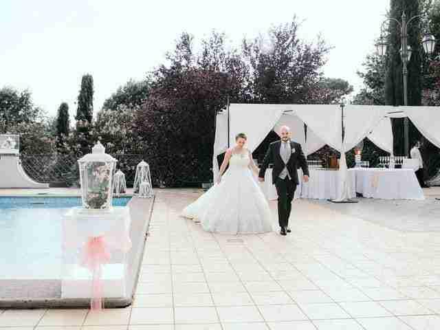 Villa Marta Madama - Fotoreportage matrimonio di Lorenzo & Vanessa - Colizzi Fotografi