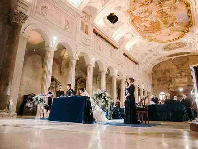 Fotoreportage Matrimonio di Giulio & Martina - Colizzi Fotografi
