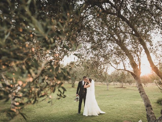 Fotoreportage Matrimonio di Luca & Federica - Colizzi Fotografi