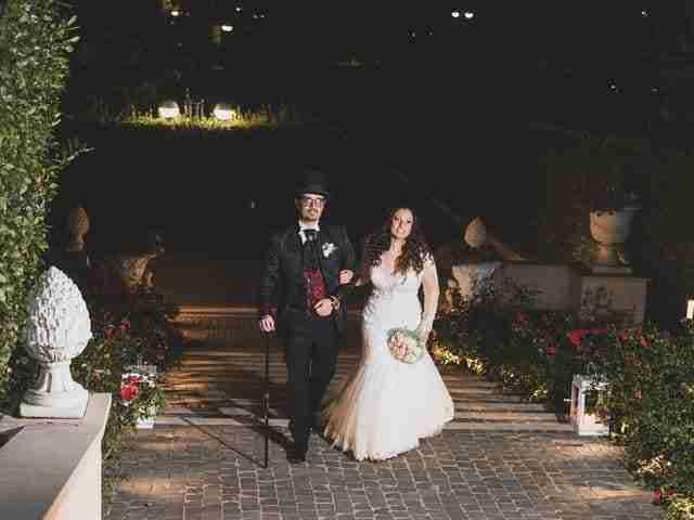 Ristorante La Foresta - Fotoreportage matrimonio di Giuseppe & Valentina - Colizzi Fotografi