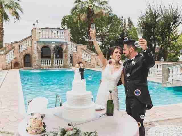 Villa Fravili - Fotoreportage matrimonio di Augusto & Manuela - Colizzi Fotografi