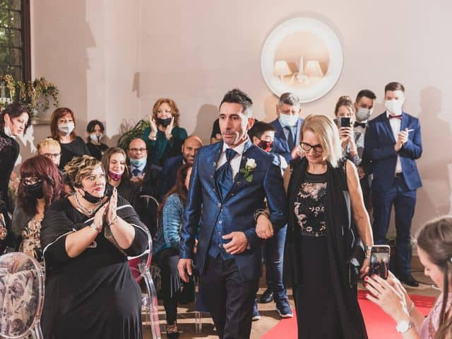 Fotoreportage Matrimonio di Pino & Oriana - Colizzi Fotografi