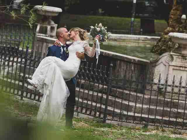 Villa Galanti - Fotoreportage matrimonio di Roberto & Francesca - Colizzi Fotografi
