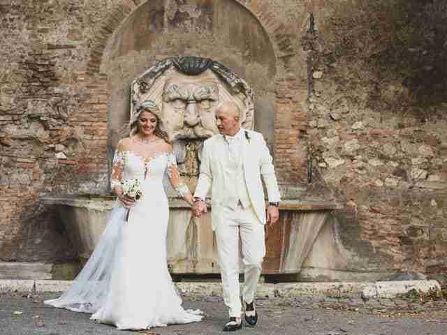 Villa Quintili - Fotoreportage matrimonio di Fabrizio & Roberta - Colizzi Fotografi
