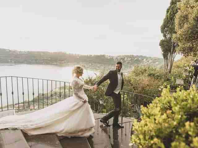 Villa Pocci - Fotoreportage matrimonio di Sara & Dario - Colizzi Fotografi