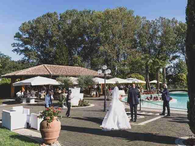 Ristorante Rossi - Fotoreportage matrimonio di Angelo & Jessica - Colizzi Fotografi